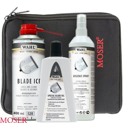 Набор для ухода Moser Blade Care Set
