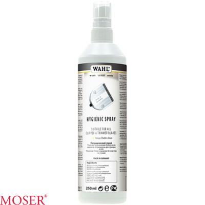 Спрей для ножей Moser Hygienic Spray 250 мл