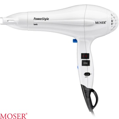 Moser PowerStyle Ionic White